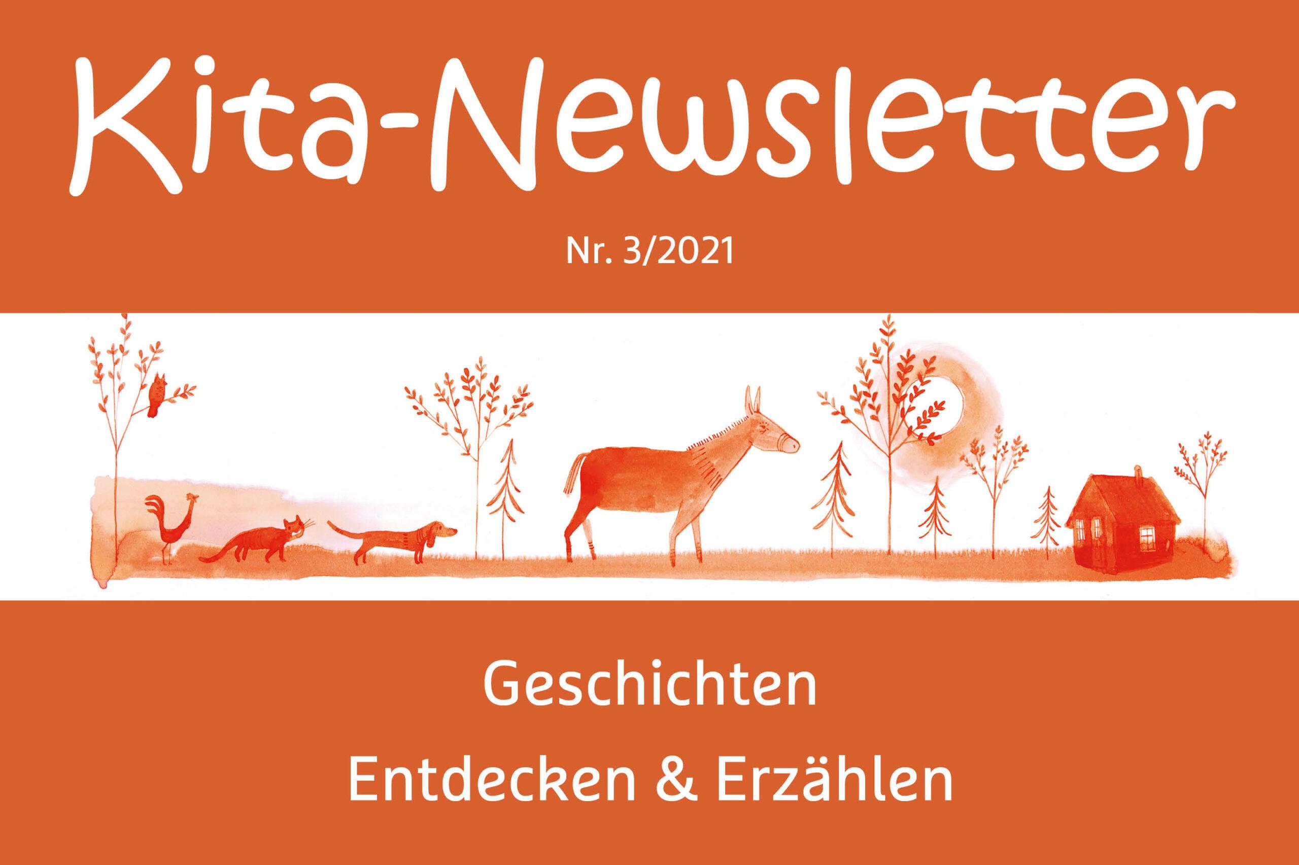 Kita-Newsletter Geschichten übrall