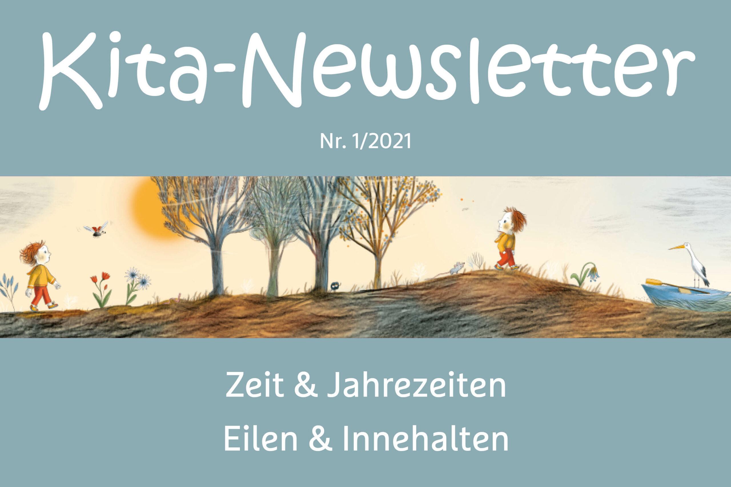 Kita-Newsletter Zeit und Jahreszeiten